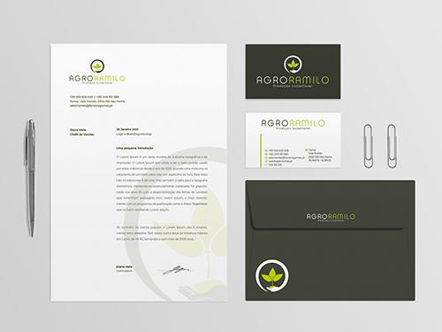 agro ramilo design grafico logotipo logo editorial sotware Tomar Next Solution Agencia Comunicacao empresa