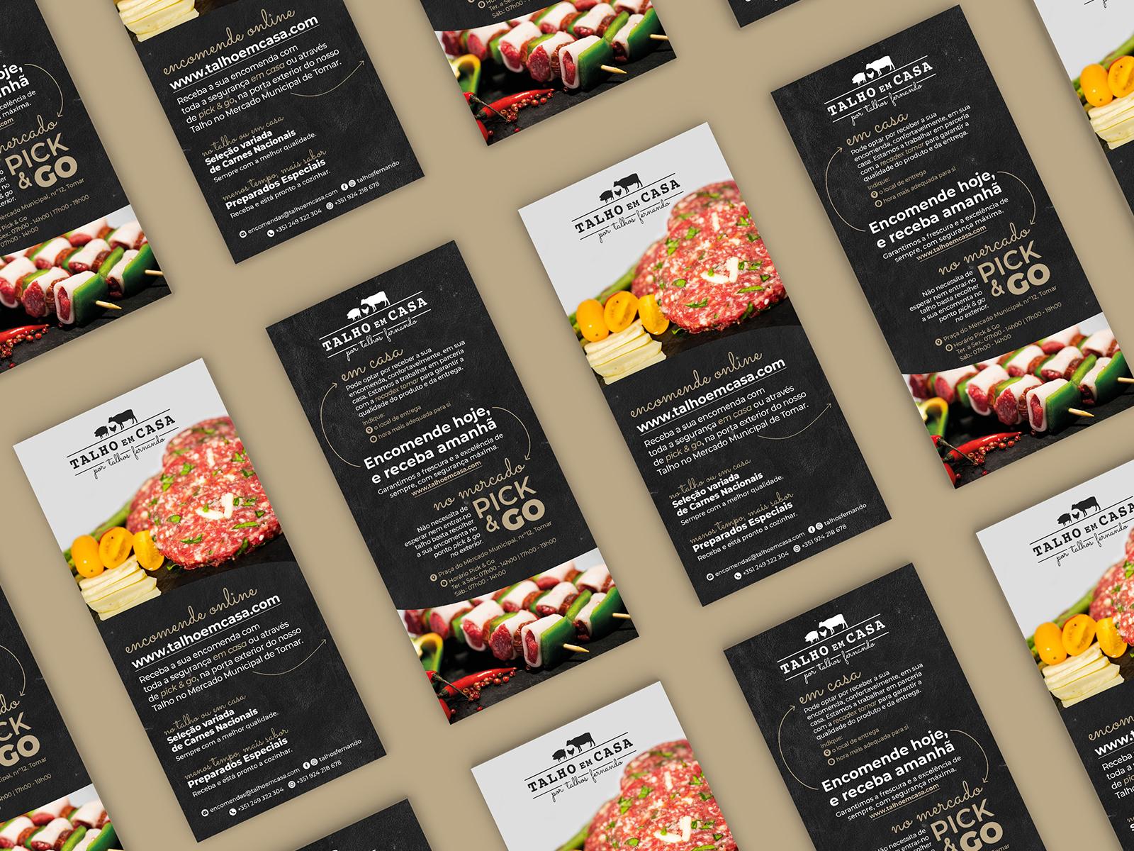 talhos fernado design flyers publicidade marketing tomar next solution agencia de comunicação